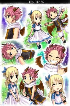 Fairy Tail Doujinshi Collection - (Nalu) Fireflies (Có H, coi chừng! Rog Fairy Tail, Fairy Tail Amour, Fairy Tail Love, Fairy Tail Art, Fairy Tail Guild, Fairy Tail Ships, Fairy Tail Anime, Fairy Tales, Natsu E Lucy