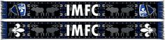 """MONTREAL IMPACT - """"Ugly"""" Holiday Scarf"""