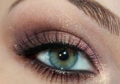Top 3 Eye #Makeup Ideas for any Occasion and Mood - Soft Pink