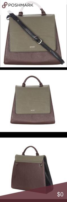 Selling this Matt & Natt Keely Vegan Bag Retro Silohuette on Poshmark! My username is: momoretro. #shopmycloset #poshmark #fashion #shopping #style #forsale #matt and nat #Handbags