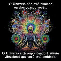 Mensagens e Pensamentos.: Atitude Vibracional.