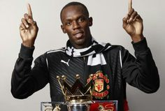One of united fans bolt