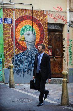 #marseille #ranska #graffiti #exploras