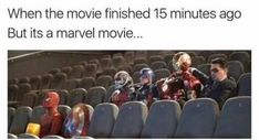 See full set of photos about Marvel Movies. Most Awesome Funny Photos Everyday! Because it's fun! The Avengers, Avengers Memes, Marvel Jokes, Marvel Funny, Marvel Dc Comics, Funny Quotes, Funny Memes, Hilarious, Funniest Memes