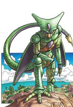 Dragon Ball Kanzenban Volume - Poster Dragonball Z DBZ Dragon Ball Z, Dragon Z, Bd Comics, Anime Comics, Akira, Manga Anime, Majin Boo, Manga Dragon, Ball Drawing