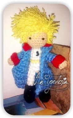 Little Prince Amigurumi Free Pattern : patron gratis amigurumi principito Crochet & Amigurumi ...