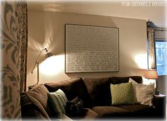 Music lyrics, really want to do this with Mumford and sons lyrics for KARLEIGH