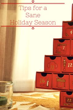 Simple Celebrating IS Possible: Tips for a Sane Holiday Season