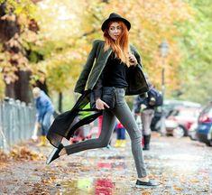 Black Five Jacket, Esprit Bag, Barrow Shoes, Cheap Monday Jeans, 2hand Hat, Photo The Stylograph, Blackfive Top