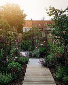 Dream Garden, Garden Inspiration, Fence, Sidewalk, Om, Instagram, Period, Side Walkway, Walkway