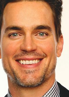 Matt Bomer and his beautiful smile
