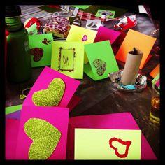 Valentine Factory workshop