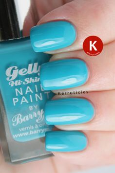 Barry M Gel