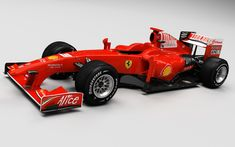 Ferrari Formula One car Car Images Street Racing Cars, F1 Racing, Sports Wallpapers, Car Wallpapers, Racing Car Images, Mini Car, Car Wall Art, Car Hd, Ferrari F1