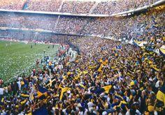 Boca Juniors de mi vida