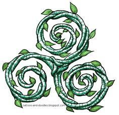 Triskel plant