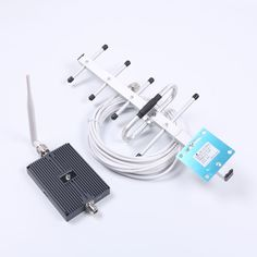 850MHz 3G Mobile Signal Booster + Yagi Antenna For Bell Mobility/Rogers/Telsrtra #Phonetone