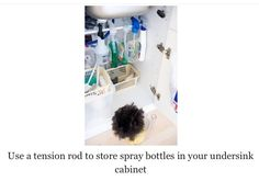 Saves some room! Cleaning Hacks, Lifehacks, Life Cheats, Cleaning Tips