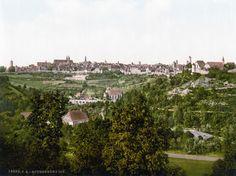 rothenburg ob der tauber   Fil:Rothenburg ob der Tauber um 1900.jpg - Wikipedia