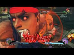 A demonstration of Evil Ryu's Messatsu-Goshoryu Ultra with arcade victory quotes against Gouken, Seth, Akuma, Evil Ryu and Oni. Victory Quotes, Man Vs, Venom, Victorious, Spiderman, Marvel, Movie Posters, Movies, Youtube