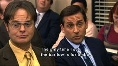 "He always raised the bar. | Community Post: 82 Reasons Why ""The Office's"" Michael Scott Was The World's Best Boss"