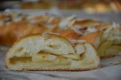 Puffin in cucina e non solo...: Treccia svedese alle mele per la recake 2.0 di gennaio.