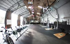 Facility Picture of Crossfit Riverchase in Hoover, AL.....5,000 Square Ft open air!!!