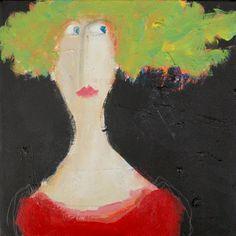 The Fine Art of Juggling Business and Motherhood for Mom Entrepreneurs – Viral Gossip Abstract Portrait, Portrait Art, Art Journal Inspiration, Painting Inspiration, Detail Art, Whimsical Art, Figure Painting, Face Art, Figurative Art