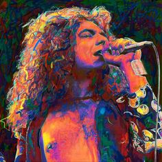 Robert Plant - One of my favorite musical artists, ever!    #LedZeppelin