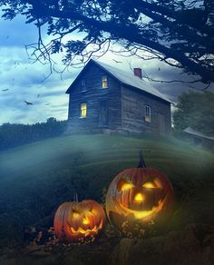 portrait clothbackdrops for photography pumpkin ghost haunted house lawn halloween backdrop backgrounds - Halloween Backdrop