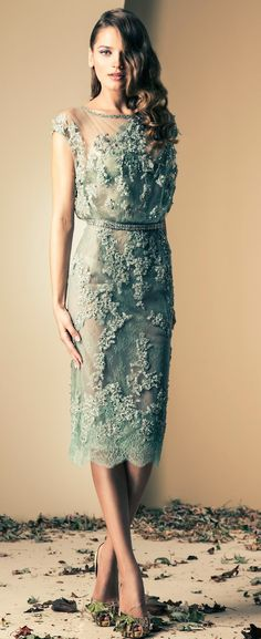 Ziad Nakad F/W 2014 http://www.wedding-dressuk.co.uk