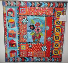 Freddy Moran type  quilt.  Google Image Result for http://4.bp.blogspot.com/-DhIaqGmYQT4/TjUQkhlCgTI/AAAAAAAAALE/RphCpc5co6I/s1600/DSC01233.JPG