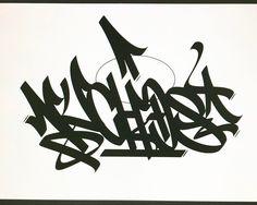 NYCHOS Tag Graffiti