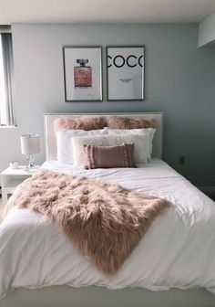 30 Pink Apartment Bedroom Room Decor Ideas You Must Try Pink Apartment Sc. - 30 Pink Apartment Bedroom Room Decor Ideas You Must Try Pink Apartment Schlafzimmer Ideen - Dream Rooms, Dream Bedroom, Room Decor Bedroom, Girls Bedroom, Bedroom Ideas, Lights Bedroom, Cozy Bedroom, Bedroom Inspo, Master Bedroom