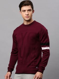 Winter Wear For Men, Hrithik Roshan, Long Sleeve, Sleeves, Pattern, Sweaters, Mens Tops, How To Wear, T Shirt
