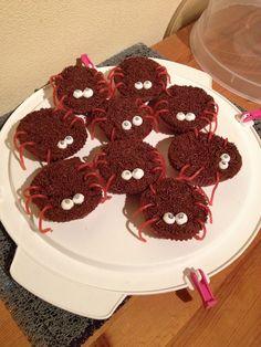 Kriebelig lekkere cupcakes van Sol!