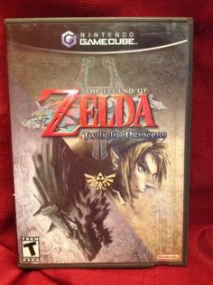 Legend of Zelda: Twilight Princess Nintendo GameCube Complete CLEAN TESTED!: $70.00 End Date: Friday May-11-2018 14:49:37 PDT Buy It Now…