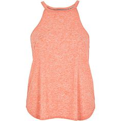 Coral neppy sleeveless top £12.00