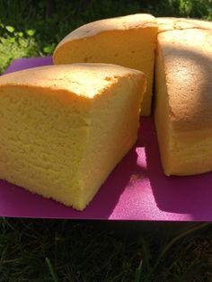 Castella Cake Recipe, Sponge Cake, Cornbread, Oreo, Cake Recipes, Food Porn, Favorite Recipes, Sweets, Baking