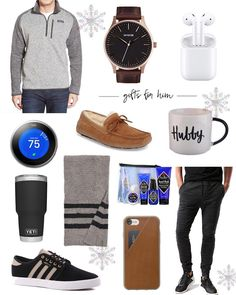 Sharing some great gift ideas for the guys on the blog today!  They can be hard to shop for  am I right? Sharing a couple items that are my husbands favorites too!  sharing the link to todays post in my IG profile and everything with @liketoknow.it too! http://liketk.it/2tPXM #liketkit #LTKholidaywishlist #LTKmens #LTKholidaystyle