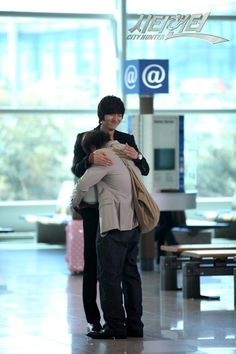 City Hunter....Love these two