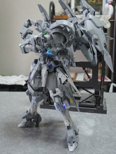 GUNDAM GUY: MG 1/100 Tallgeese III Custom - GBWC 2015 [Japan] Entry Build by ロク 【RO KU】 [Updated 9/22/15]