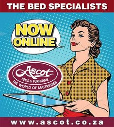 Mattress purchasing made easy by Ascot Beds & Furniture... Take a look how... VISIT OUR WEBSITE FOR MORE ON THE PRODUCTS WE STOCK... www.ascot.co.za