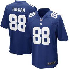 Evan Engram New York Giants Nike Game Jersey - Royal 6cfb32874