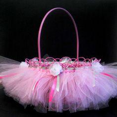 Easter Basket for baby girl