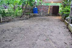 How to Lay the Foundation for a Patio or Walkway