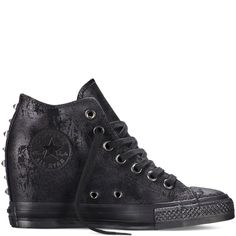 Converse - Chuck Taylor All Star Lux Hardware - Black - Hi Top