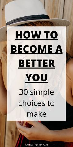 Looking for some advice on how to become a better you? These tips are here to help. Check out these simple choices that can lead to you becoming a better person starting today! Toxic Relationships, Relationship Advice, Marriage Tips, Healthy Relationships, Becoming A Better You, How To Become Happy, Self Care Activities, Self Improvement Tips, Self Care Routine