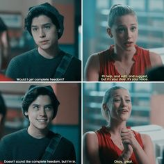 Bughead is amazzzing