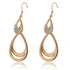 Evbea Fashion Jewelry with Double Gold Plated Circles and Glass Crystal Gold Colour Earring for Woman and Gifts EVBEA http://www.amazon.com/dp/B00ESYXNAS/ref=cm_sw_r_pi_dp_Bw0Fvb0Z5W4SZ